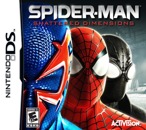 Spider-Man: Shattered Dimensions - Nintendo DS