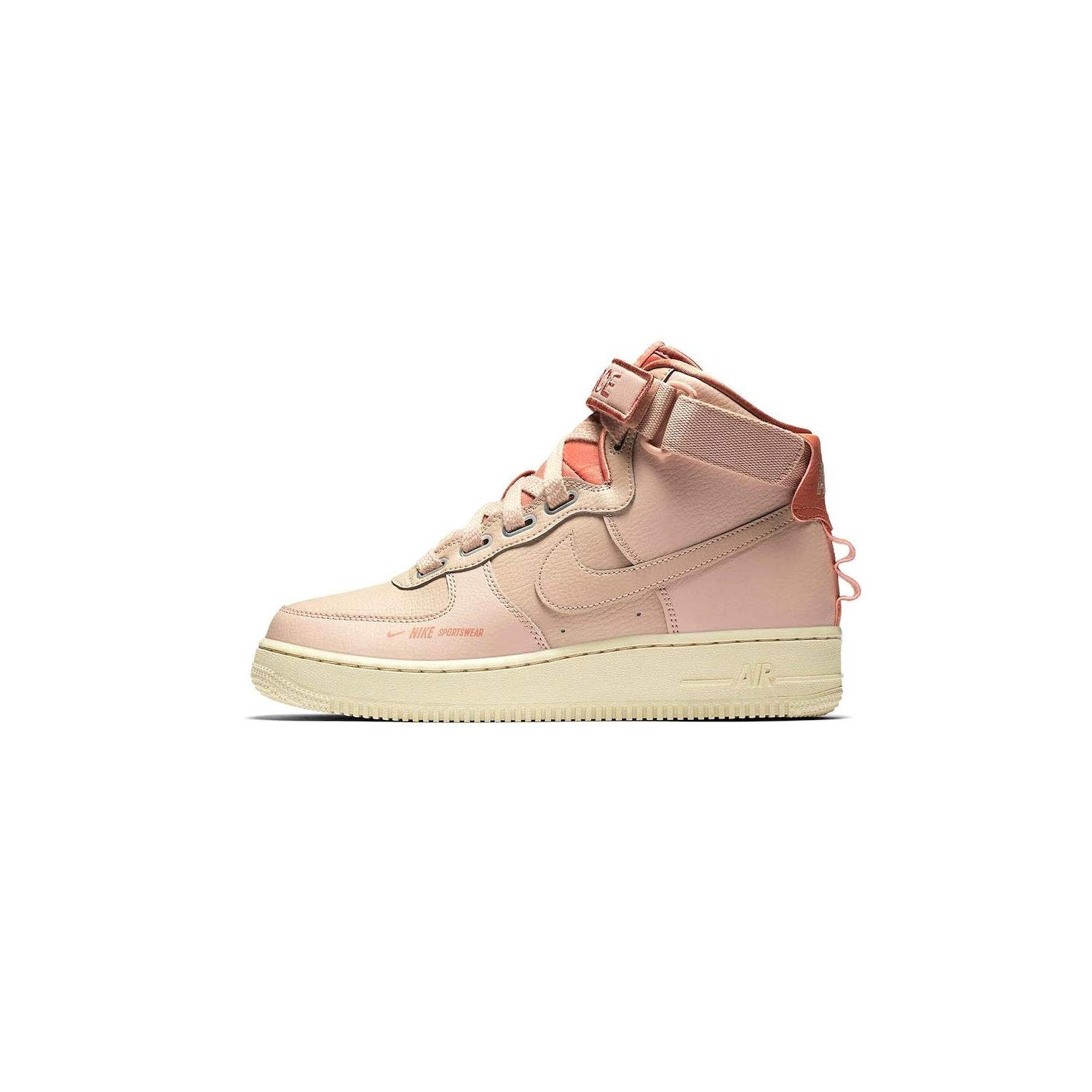 Nike Women's Air Force 1 High Utility Particle Beige