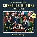 Remis in zehn Zügen (Sherlock Holmes - Die neuen Fälle 36)   Eric Niemann
