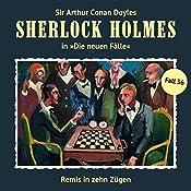 Remis in zehn Zügen (Sherlock Holmes - Die neuen Fälle 36) | Eric Niemann