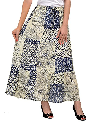 Cotton Export Breeze Long Skirt Indian Cotton Women's Handicrfats HgCqSC