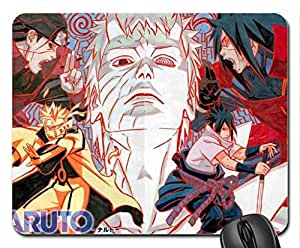 Naruto's Furrow Mouse Pad, Mousepad (10.2 x 8.3 x 0.12 inches)