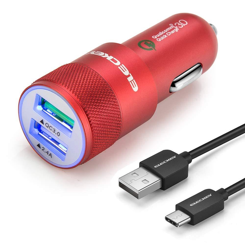 Cargador para Auto USB ELECKEY (7R41QQWX)