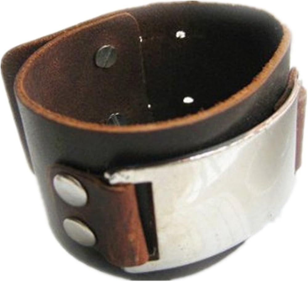 leather bracelet leather cuff