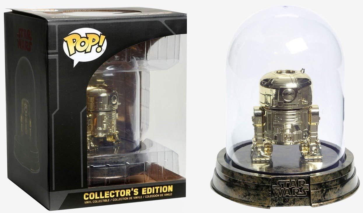 R2-D2 with Antlers Pop pop Funko Vinyl Star Wars