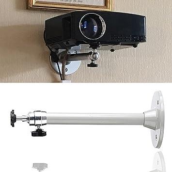Mini proyector Soporte de Montaje en Techo de Pared 5 kg Soporte ...