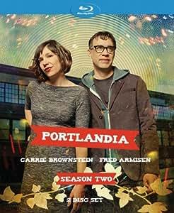 Portlandia: Season 2 [Blu-ray]