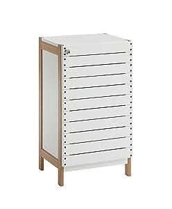 Organize It All 12441W1P Cabinet