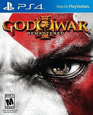 God of War III Remastered - PlayStation 4 [Digital Code]