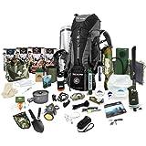 Prep Store Ultimate - Emergency Survival Pack - 72 Hr. Food Supply - Survival Kit - Bugout Bag - Hurricane Emergency Kit…