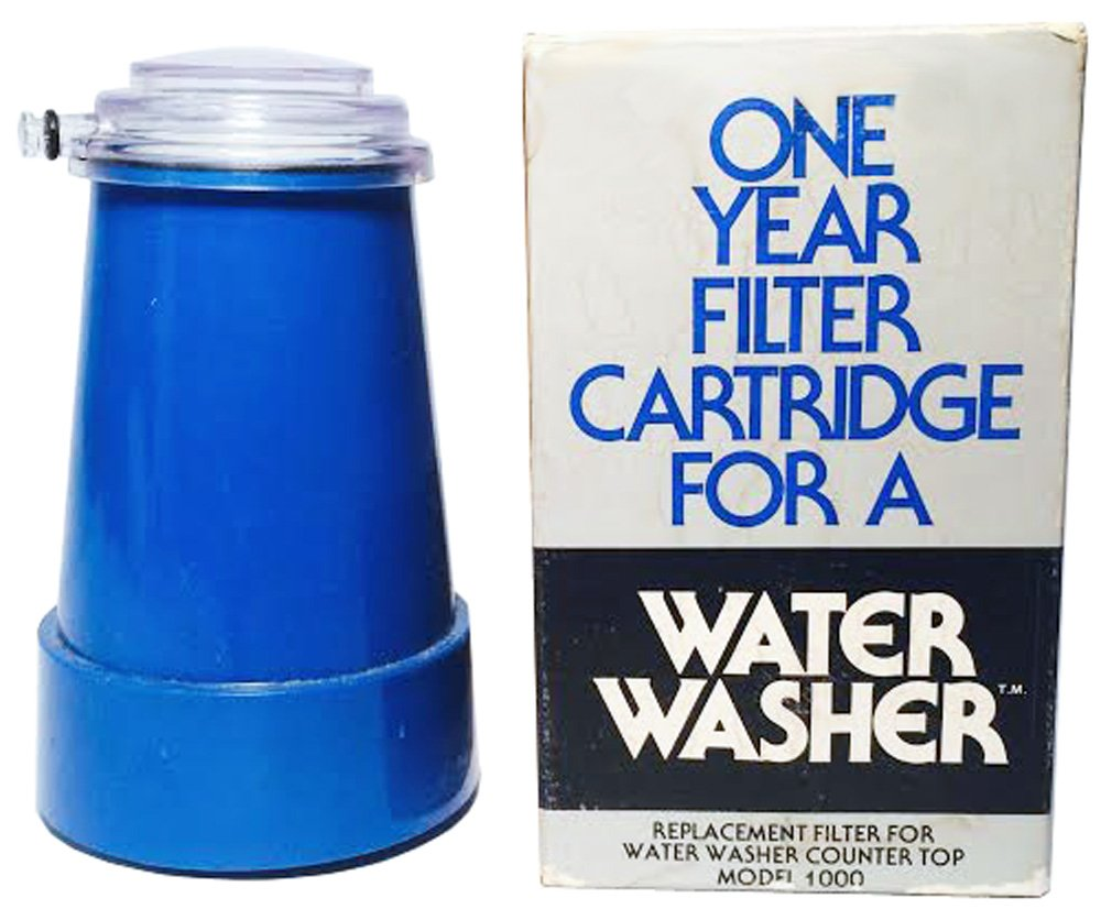 Water Washer Filter Model 1000