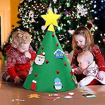 goo Árbol Para To Mano Hecho NiñosJuguetes De Navidad A 354ALRj