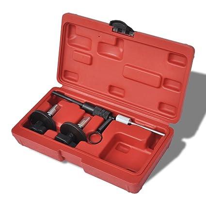 Distribución del árbol de levas del motor Diesel Kit de herramientas de bloqueo Set para Opel