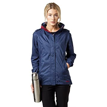 Chaqueta impermeable Peter Storm para mujer Glide Marl, Azul ...