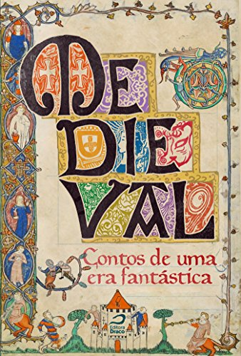 Resultado de imagem para Medieval contos de uma era fantastica livro capa[