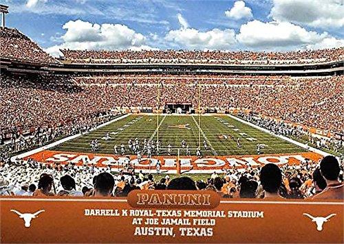 (Darrell K Royal Texas Memorial Stadium football card (Texas Longhorns) 2015 Panini Team Collection #11)