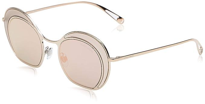 Armani 0AR6073, Gafas de sol para Mujer, Turtledove/Bronze ...