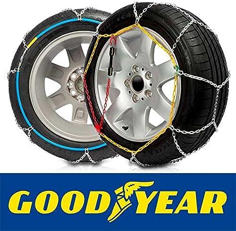 Chaines Neige E-9 Neo 9mm Taille 70 pour Les mesures de pneus: Voir Les mesures sur Les Photographies ou la Description. GODKN070