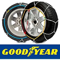 GODKN080 - Chaines Neige, 9mm. E-9 NEO, taille 80 pour les mesures de pneus: 205/70R13, 185/80R14, 195/70R14, 205/65R14, 225/55R14, 175/80R15, 185/70R15, 195/65R15, 205/60R15, 195/55R16, 195/60R16, 205/50R16, 215/45/R16, 205/45R17, 215/40R17, 215/45R17