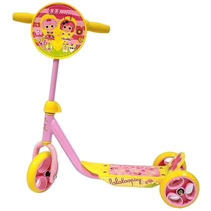 Lalaloopsy 3 Wheel Pre School Scooter (Multi)