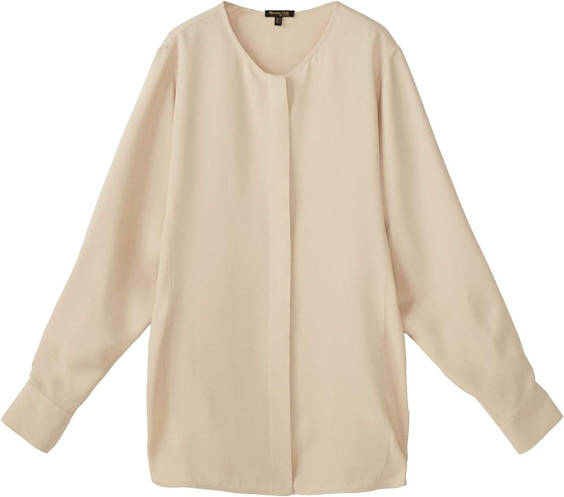 MASSIMO DUTTI 5172/786/990 - Camisa de Gemelo para Mujer marrón 40: Amazon.es: Ropa y accesorios