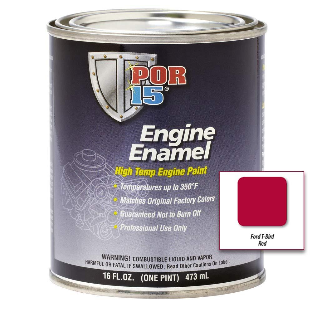 POR-15 42098 Classic Ford Red Engine Enamel - 1 pint 61gJdZj-z4L