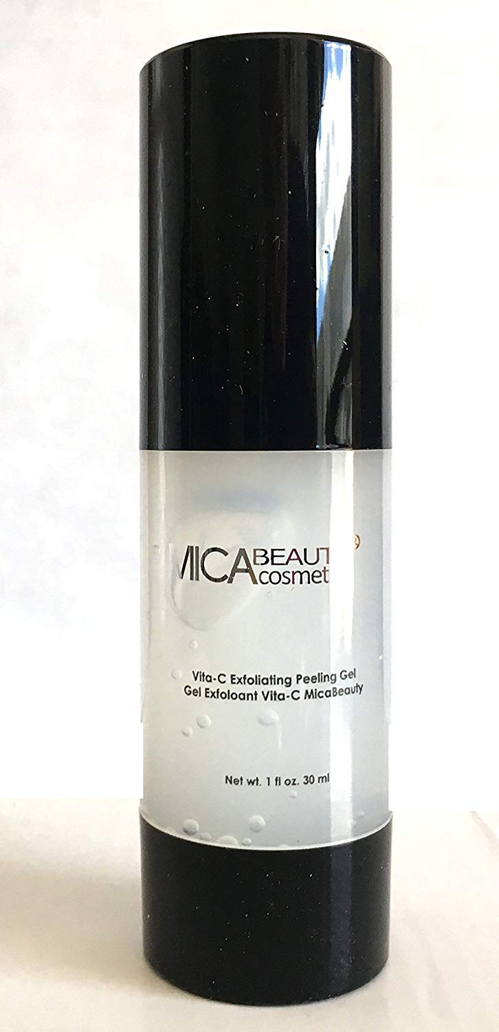 MicaBeauty Cosmetics Essentials Vita-C Exfoliating Peeling Gel
