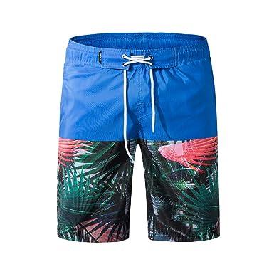 5113c909dc Bookear Men's Swim Trunks,Men's Shorts Swim Trunks Quick Dry Beach Surfing  Running Swimming Watershort