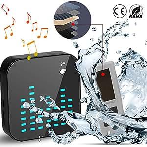 Wireless Doorbell Kit, OJA Premium Waterproof Remote Wireless Cordless