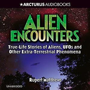Alien Encounters Audiobook