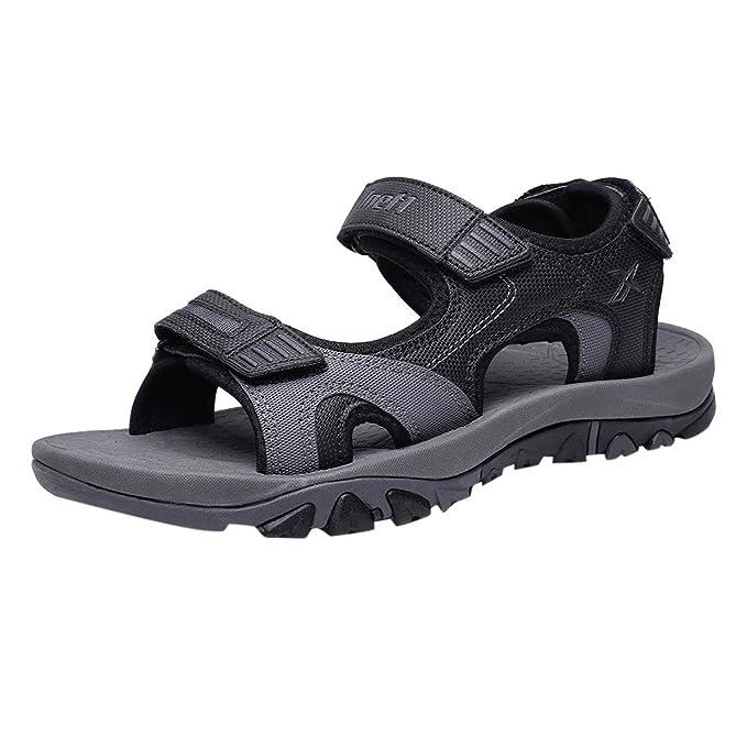 ec6a1e08f10ef Amazon.com: Summer Sandals for Men by Dainzuy,Fashion Breathable ...