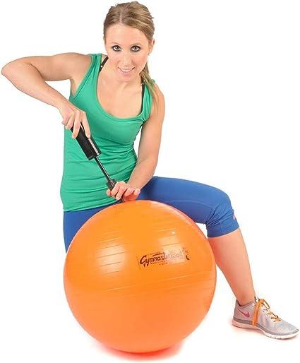 Schale Pezzi Ball MAXAFE orange 53 cm Pumpe