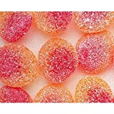 FirstChoiceCandy Sour Patch Peach 1lb-16oz in Resealable Bag