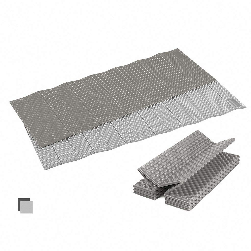 Dceer Single Picknick-Matte Ei Trog Falten Feuchtigkeits-Pad Aluminiumfolie Dicke Pad Nickerchen