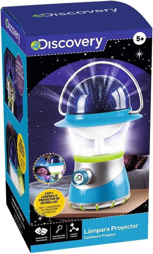 Discovery Lámpara proyector, Proyector Infantil, Proyector de ...