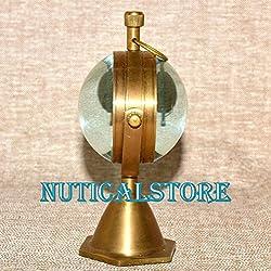 New Table Decor Brass Antique Watch Desktop Nautical Clock Vintage Maritime Clock