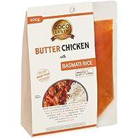 COCO EARTH Coco Earth Butter Chicken & Rice 400g , 400 g