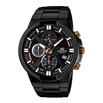 ef8028c80a21 Casio Edifice Chronograph Black Dial Men s Watch - EFR-544BK-1A9VUDF (EX230)