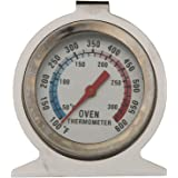 Generic OVTH Stainless Steel Oven Thermometer, Silver