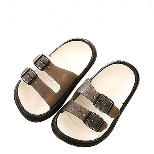 9f560bcb1add Cyiecw Toddler Little Kid Walking Sandals Non-Slip Beach Shoes Lightweight  Shower Pool Slippers (