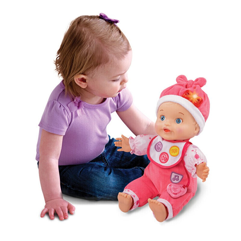 YIHANGG Simulationspuppe Frühe Frühe Frühe Aufklärung Aufklärung Intelligente Mädchen Spielzeug Intelligente Dialog Puppe Spielen Haus Kinder Spielzeug Simulation Sprechen Pädagogische Spielzeug 7fbeee
