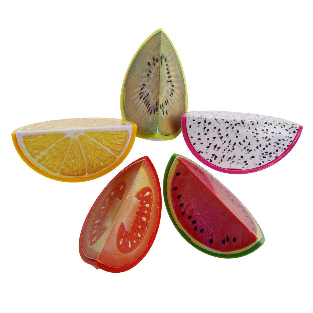 Livraison Al/éatoire Belle Forme de Fruit Cadeaux de Papeterie de Bureau pour Les Enfants des /Él/èves Exing Kawaii Taille-Crayon