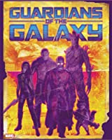 Licenses Products P/S Guardians of The Galaxy Group Shot Sticker