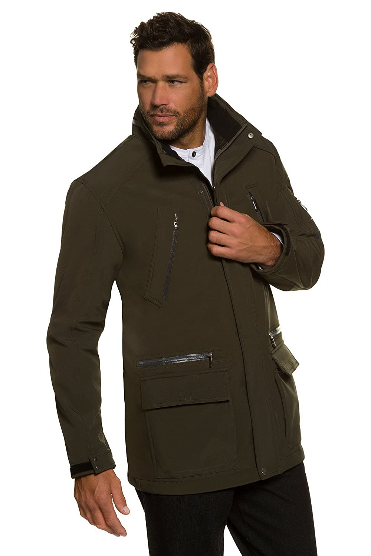 JP 1880 Men's Softshelljacke Lang Jacket