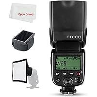 Godox TT600 2.4G Wireless GN60 Master/Slave Camera Flash with Built-in Trigger Speedlite for Canon Nikon Pentax Olympus Fujifilm