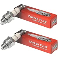 Champion RCJ4-2PK Copper Plus Small Engine Spark Plug Stock # 893 (2 Pack)