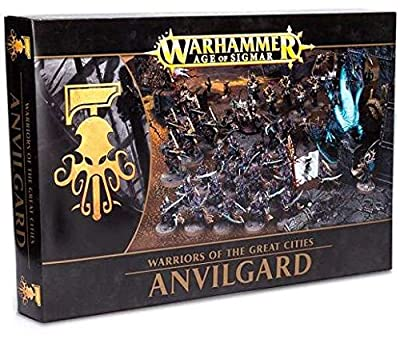 Warriors of the Great Cities: Anvilgard by Warhammer