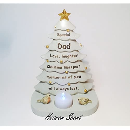 Christmas Grave Decorations Uk: Dad Memorial Gifts: Amazon.co.uk