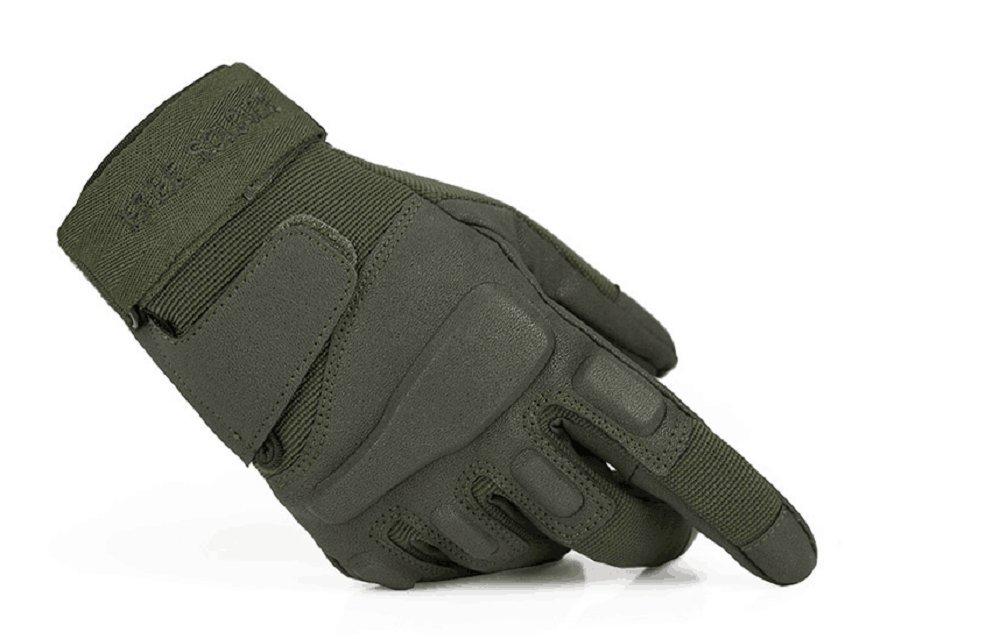 Goodid par guantes anticorte espesado ajustable dedo completo con estera de EVA con lo mismo de Rápido & Furioso protector resistente al aire libre para ...