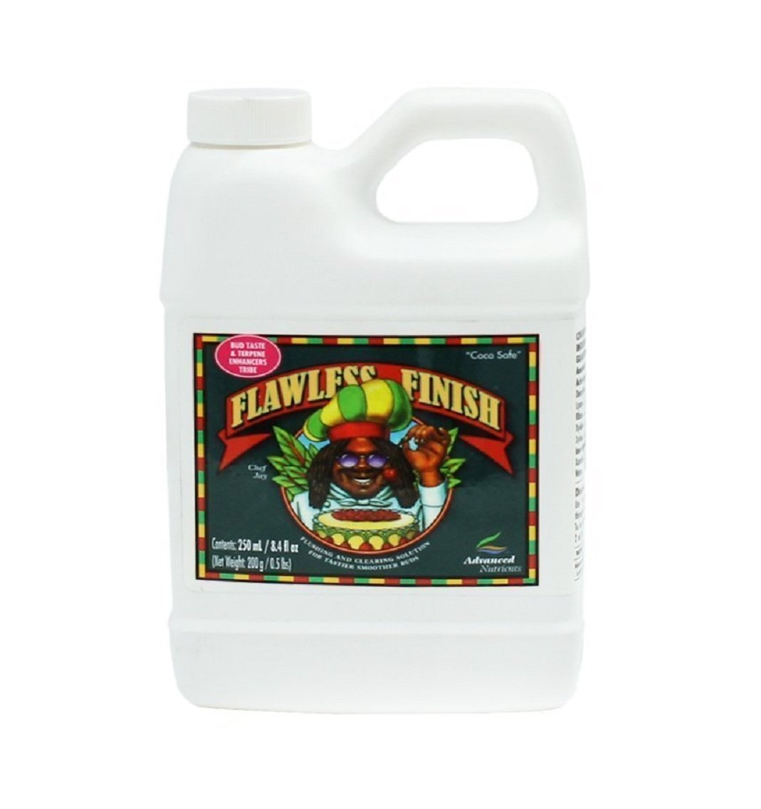 Advanced Nutrients Flawless Finish Final Phase Cleaning Solution System Flush 250ml
